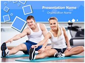 Physical Exercise PowerPoint Templates