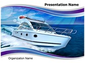 Powerboat Editable PowerPoint Template
