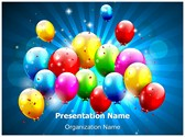 Holiday Celebration Editable PowerPoint Template