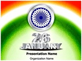 Indian Republic Day Template