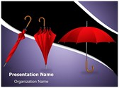 Fashion Umbrellas Template