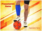Sports Injury Editable PowerPoint Template