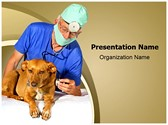 Veterinarian Editable PowerPoint Template