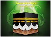 Kaaba Islam Template