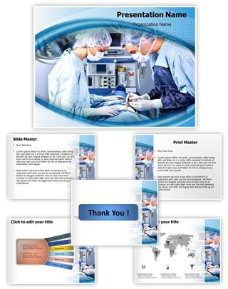 Operation Editable PowerPoint Template