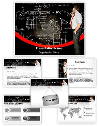 Problem Solving Editable PowerPoint Template