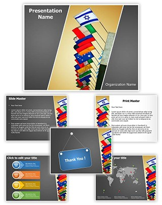 United Nations Organisation Editable PowerPoint Template