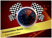 Speedometer Editable PowerPoint Template