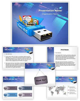 Tools Kit Editable PowerPoint Template
