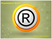 Copyright Registered Trademark Template