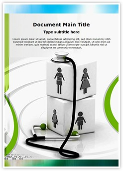 Complete Family Healthcare Editable Word Template