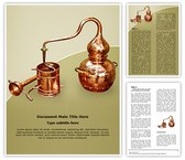 Distillation Template