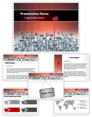 Campaigning Editable PowerPoint Template