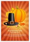 Autumn Thanksgiving Pilgrim