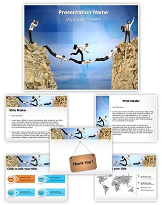 Accomplishment Editable PowerPoint Template