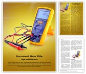 Electrical Testing Tool Template