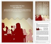 Drinking Dining Restaurant Template