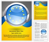 European Union Template