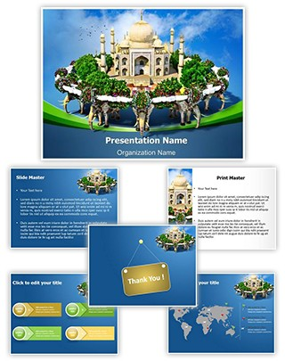 Emperor Editable PowerPoint Template