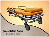 Stretcher PowerPoint Templates