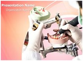 Endodontic Surgery PowerPoint Templates