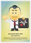 Medical Doctor Presenting