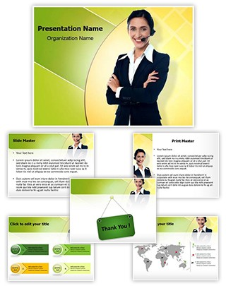 BPO Editable PowerPoint Template