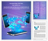 Mobile Network Technology Template