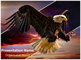 Eagle Flight Editable PowerPoint Template