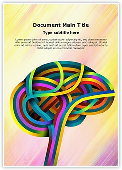 Neurology Science Editable Word Template