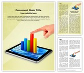 Online Market Analysis Template