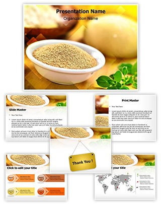Yeast Editable PowerPoint Template