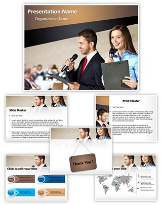 Event Editable PowerPoint Template