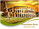 Ancient Rome Editable PowerPoint Template