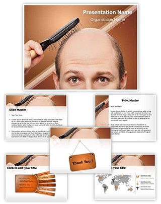 Bald Editable PowerPoint Template