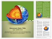 Earth Mantle Template