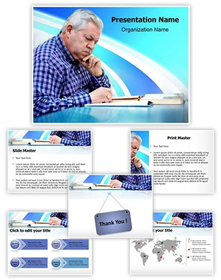 Adult Education Editable PowerPoint Template
