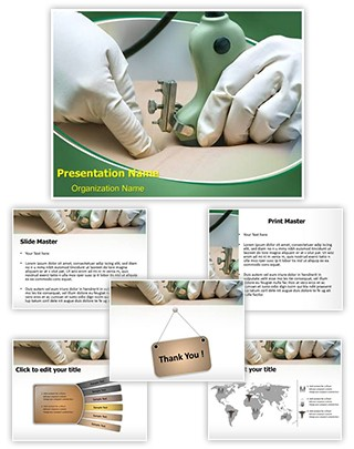 Amniocentesis Editable PowerPoint Template