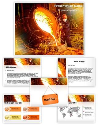 Foundry Editable PowerPoint Template