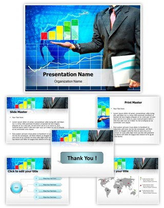 Sales Record Editable PowerPoint Template