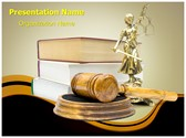 Legal Knowledge Editable PowerPoint Template