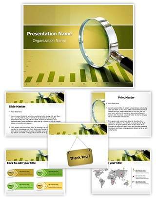 Growth Analysis Editable PowerPoint Template