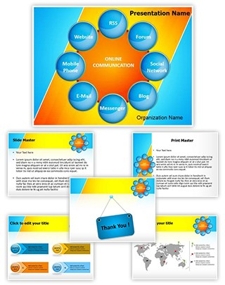 Market Research Editable PowerPoint Template