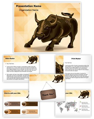 Trading Stock Market Editable PowerPoint Template