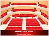 Theater Hall Interior Template