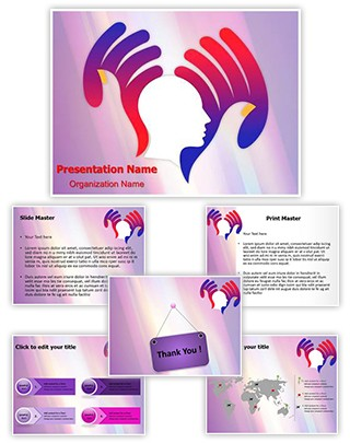 Care Editable PowerPoint Template