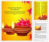 Diwali Festival Template