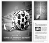 Film Reel Template