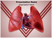 Circulatory Pulmonary Embolism PowerPoint Templates