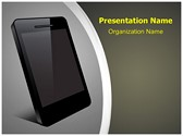 Mobile Smartphone Editable PowerPoint Template